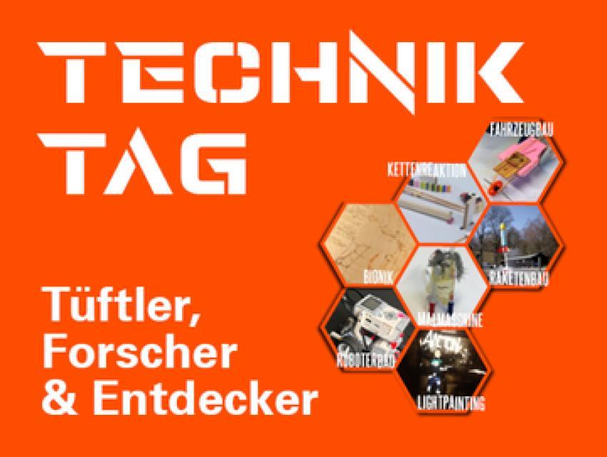 """Techniktag Porzellanikon """"Tüftler, Forscher & Entdecker"""""""