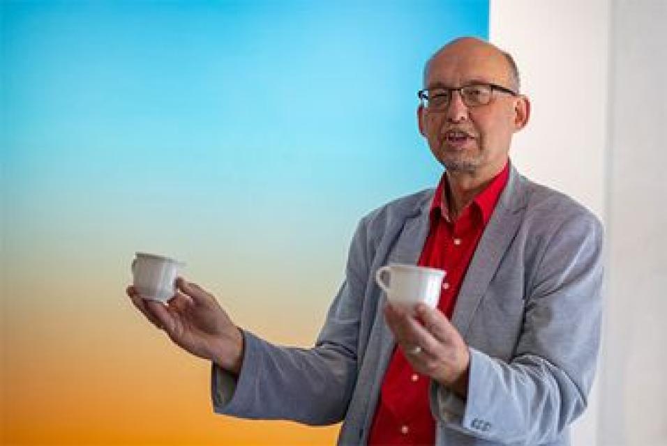 "Kuratorenführung zur Sonderausstellung ""Kunst trifft Technik. Keramik aus dem 3D-Drucker"""