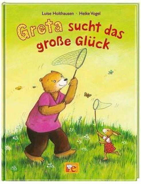 Bilderbuchkino für Kinder ab 4 Jahren - Greta sucht das große Glück