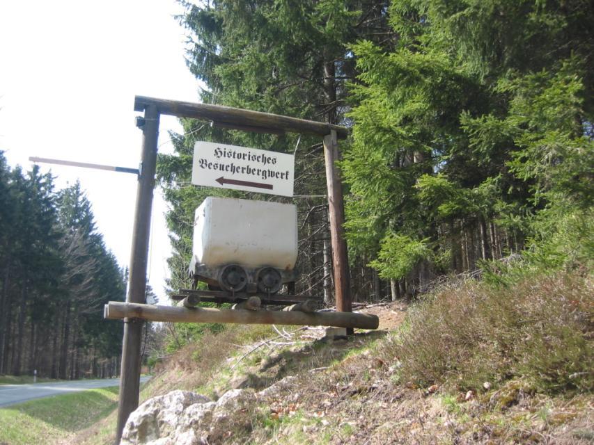 Wanderung: Der Stein, das Glas und die Perlen - Alexander von Humboldt und der Proterobas