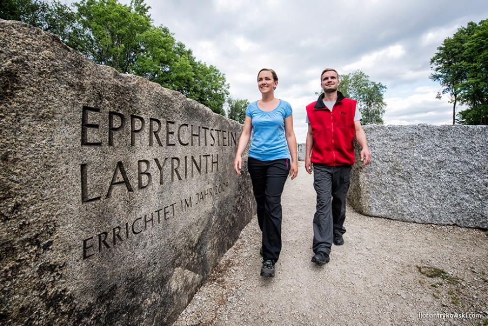 Granit-Labyrinth - F. Trykowski