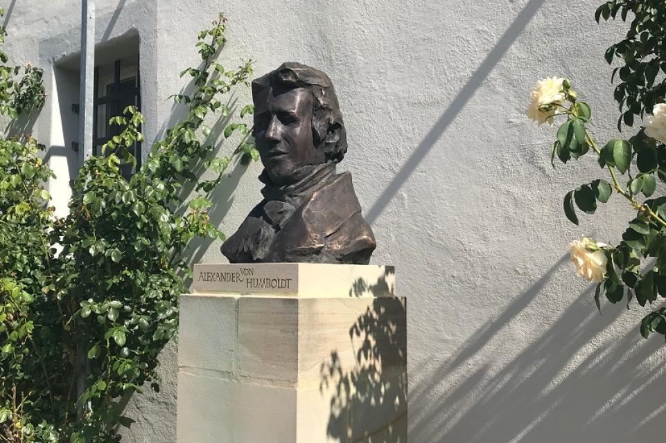 """Vortrag: """"Die Welt im Kleinen, Alexander von Humboldts Wirken im Bayreuther Raum"""""""