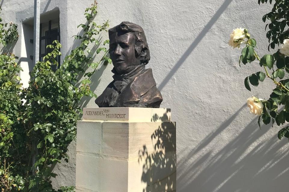 """Bayreuther Kulturgespräch mit Vorführung des Films: """"Die Besteigung des Chimborazo"""""""