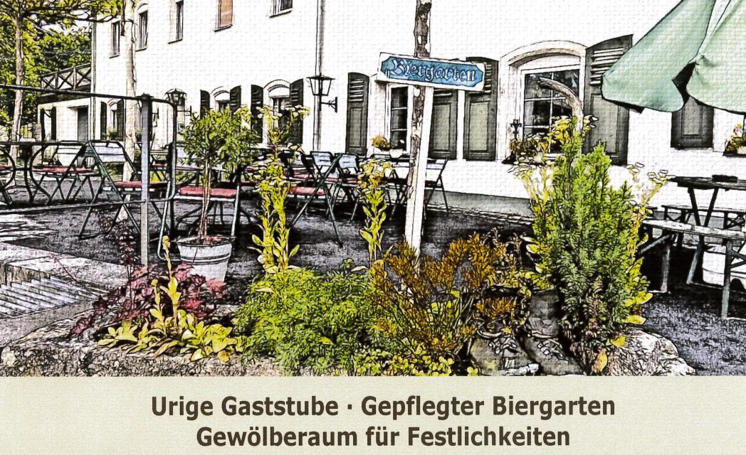 """Gasthof """"Zur Kösseine"""""""