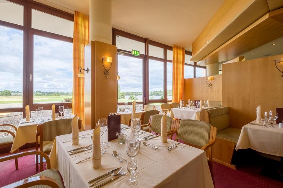 Hotelrestaurant - Kurzentrum Weißenstadt am See
