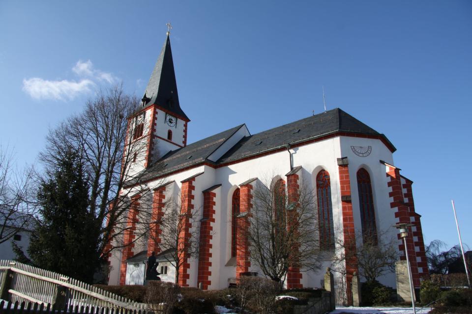 Dorfkirche Pilgramsreuth - Stadt Rehau