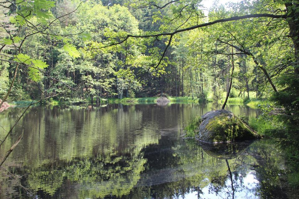 Geopark Bayern-Böhmen -