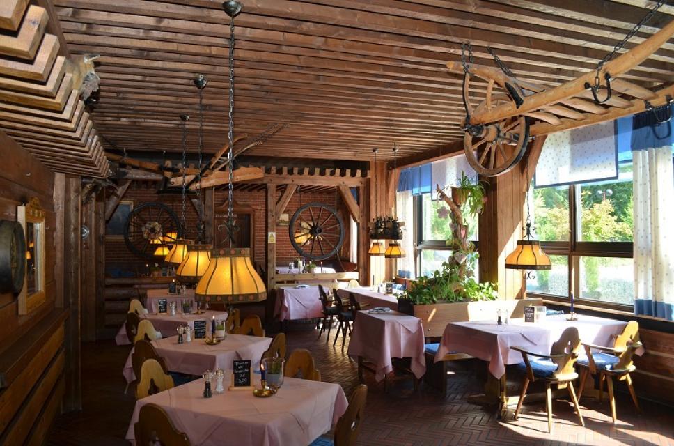 Hotel Kaiseralm - Restaurant Frankenkrone und Bierstüberl