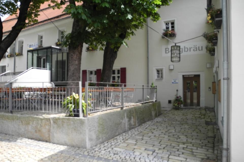 Gaststätte Bergbräu -