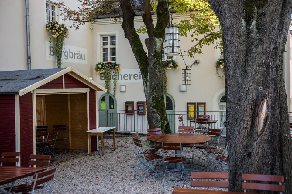 Gaststätte Bergbräu - TZ Fichtelgebirge