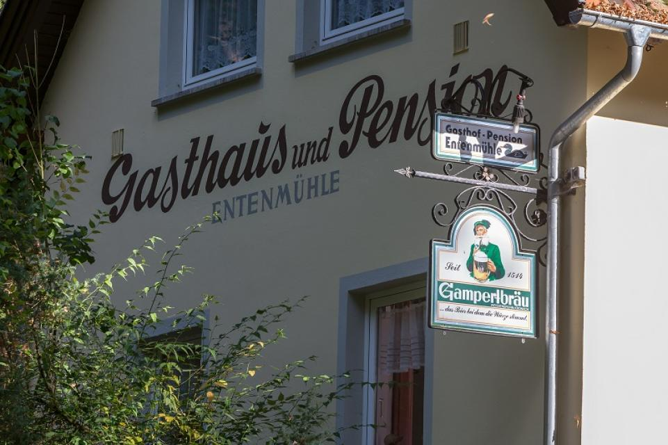 Gasthof Pension Entenmühle