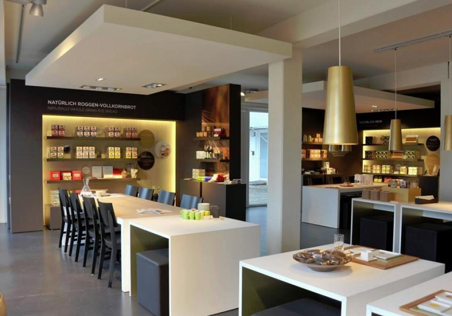 Concept Stores Laura und Franz
