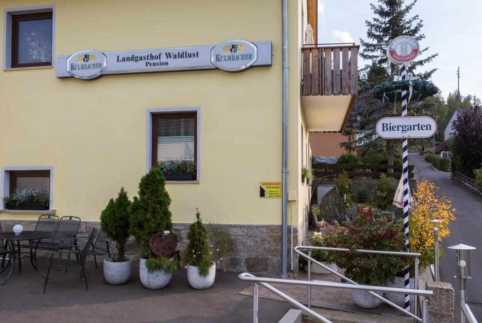 Landgasthof Waldlust -