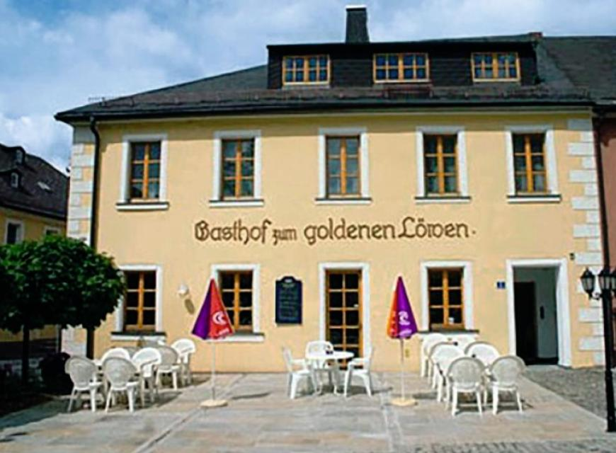 """Gasthof """"Zum Goldenen Löwen"""""""