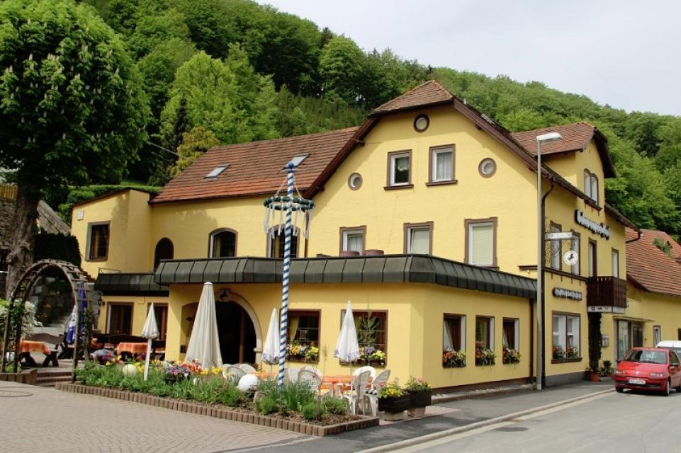 "Gasthof - Hotel ""Schwarzes Roß"""