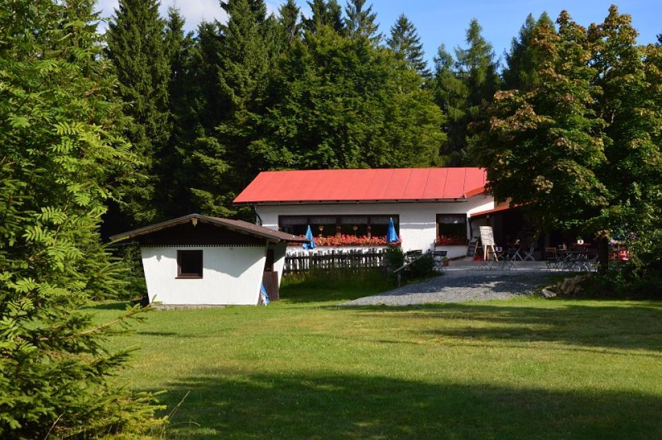 Berggasthof Bayreuther Haus