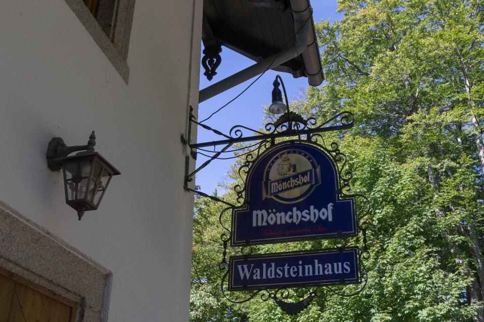 Gaststätte Waldsteinhaus