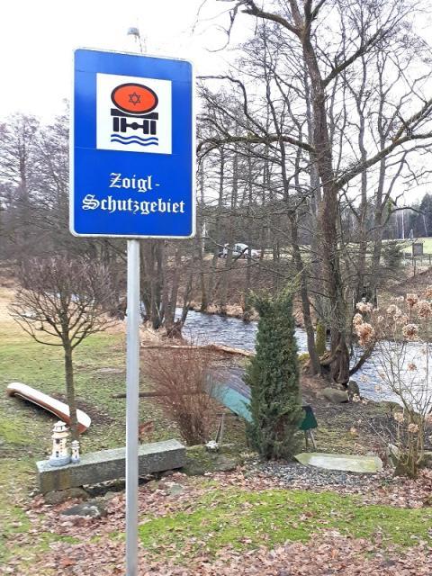 Zum Reiserbesen - Zoiglschutzgebiet - Erika Steger