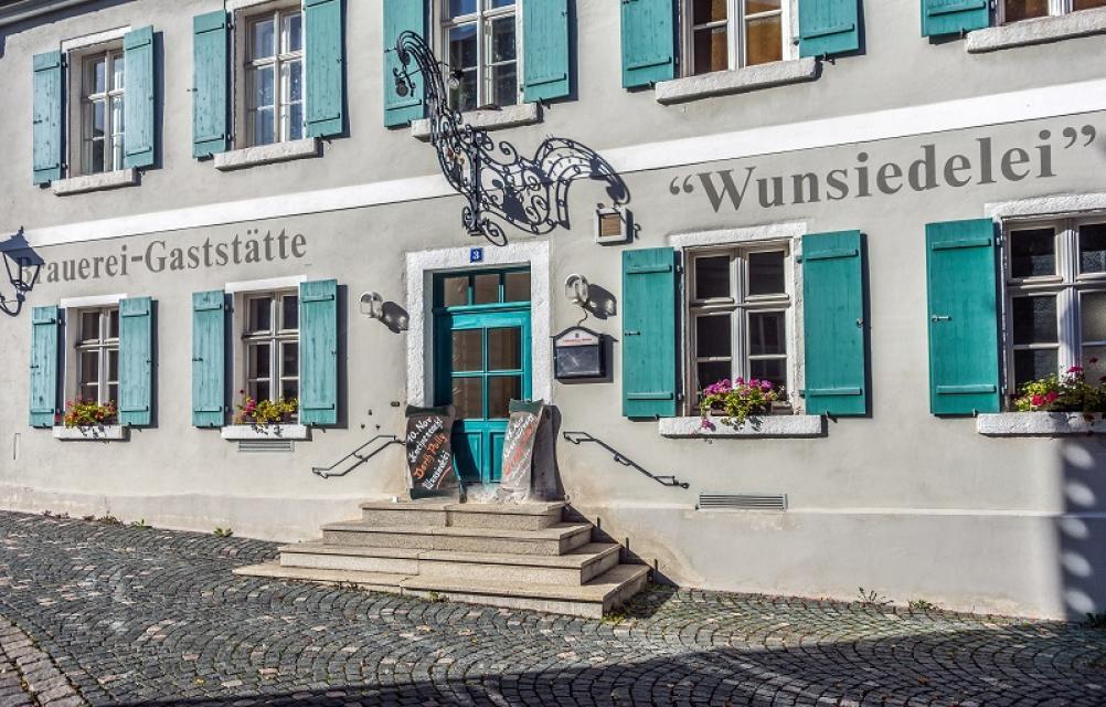 Brauerei-Gasthof Wunsiedelei