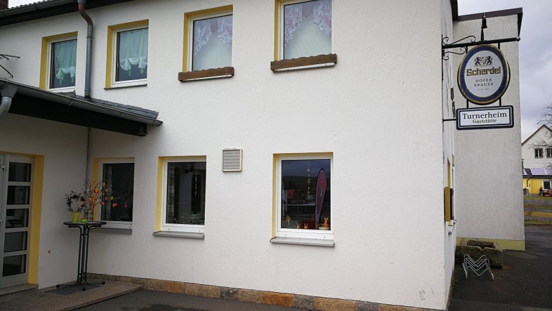 Turnerheim außen - U. Köbke