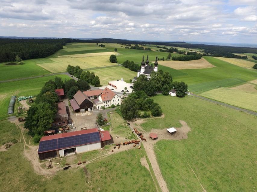 Luftaufnahme Kapplwirt- idyllische und ruhige Lage - Y. Rosner