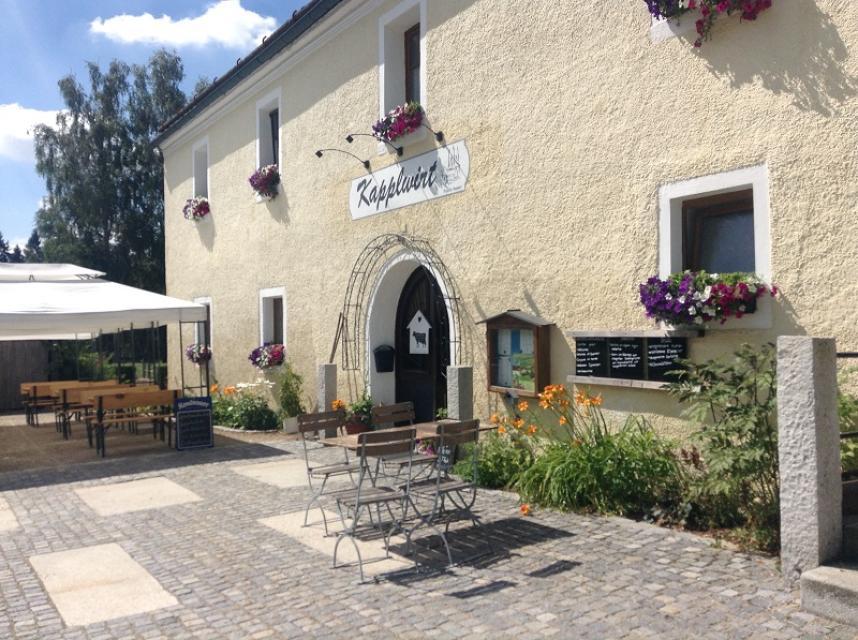 Historisches .Gasthaus Kapplwirt - Y. Rosner
