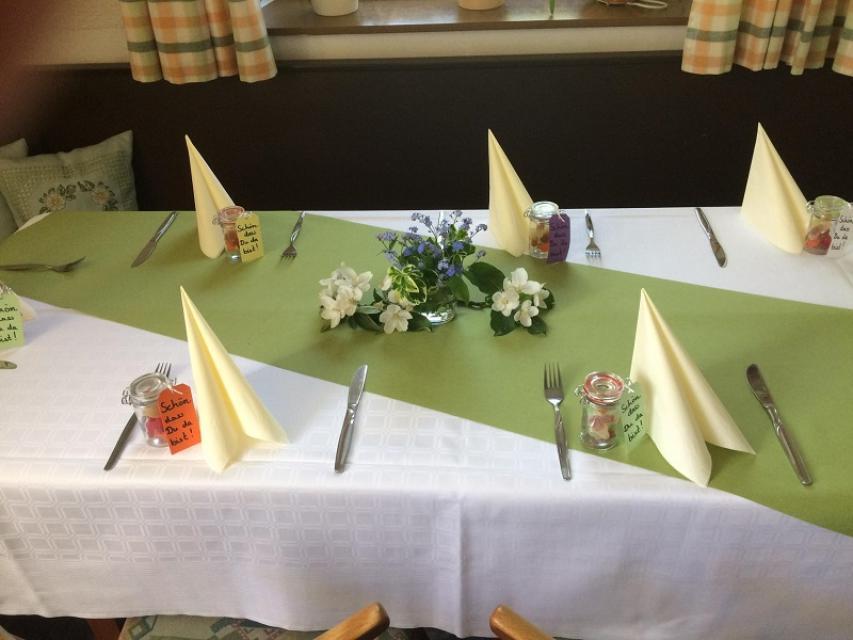 Gaststätte Panzen - Inneneinrichtung - Familie Tragl
