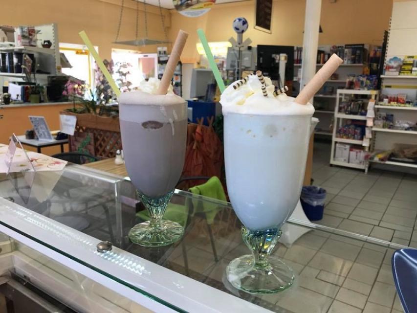 - Bäckereifiliale Cafe Berger