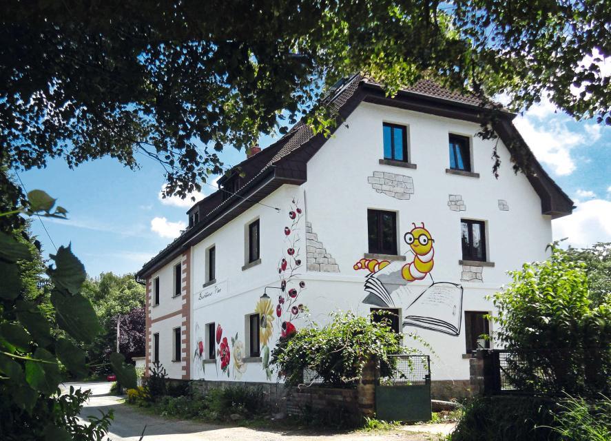 """Ferienhaus """"Buchhaus Vier"""""""