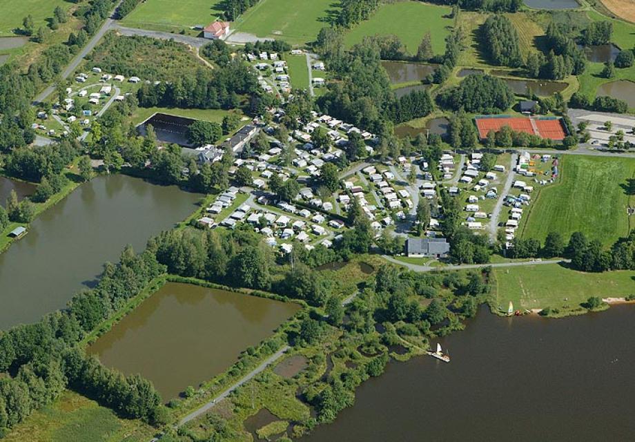 Campingplatz am Weißenstädtersee