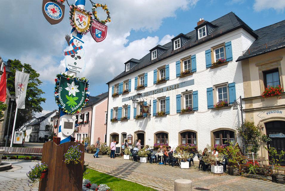 Puchtlers Deutscher Adler Gasthof & Hotel