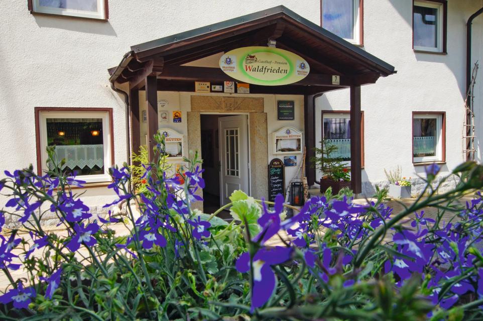 """Gasthof & Pension """"Waldfrieden"""""""