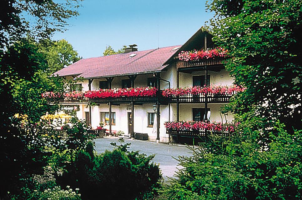 Landhaus - Pension Zum Waffenschmied