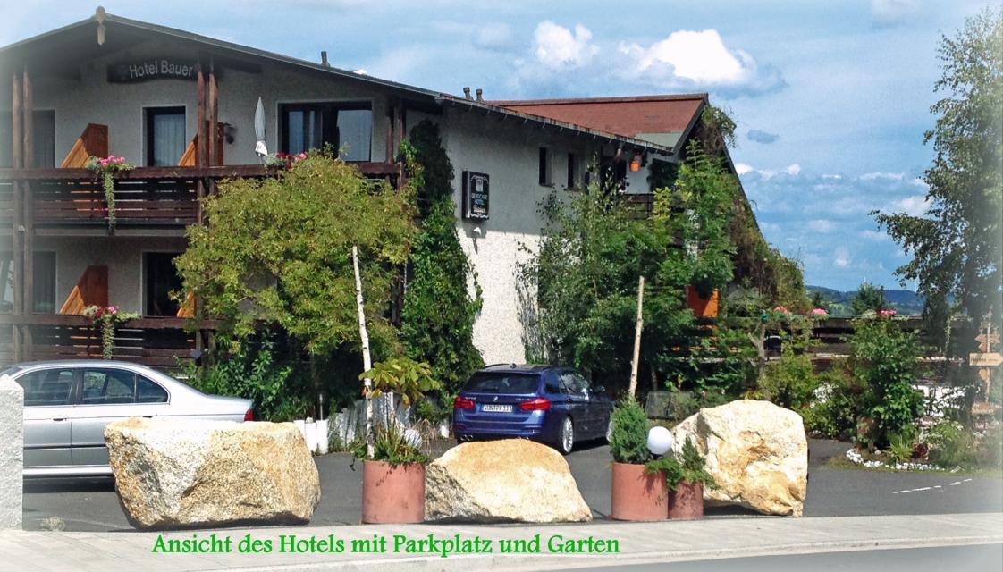 ab 30. Mai Hotel geöffnet - Schmankerlhotel Bauer