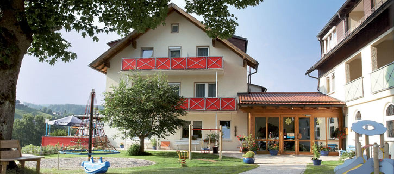 ab 30. Mai Hotel geöffnet - Familotel Familienklub Krug