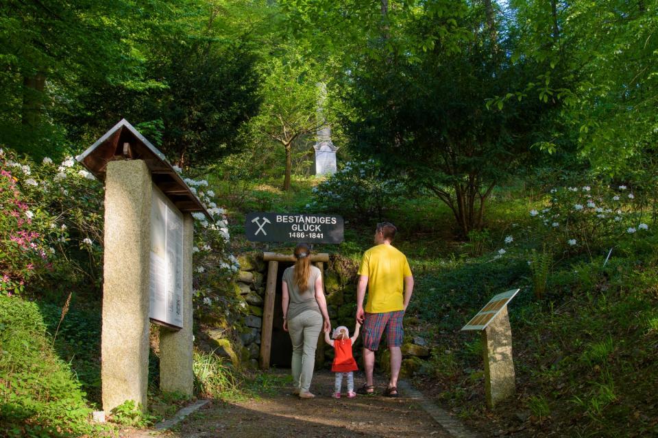 Dendrologischer Garten Bad Berneck - Florian Fraaß