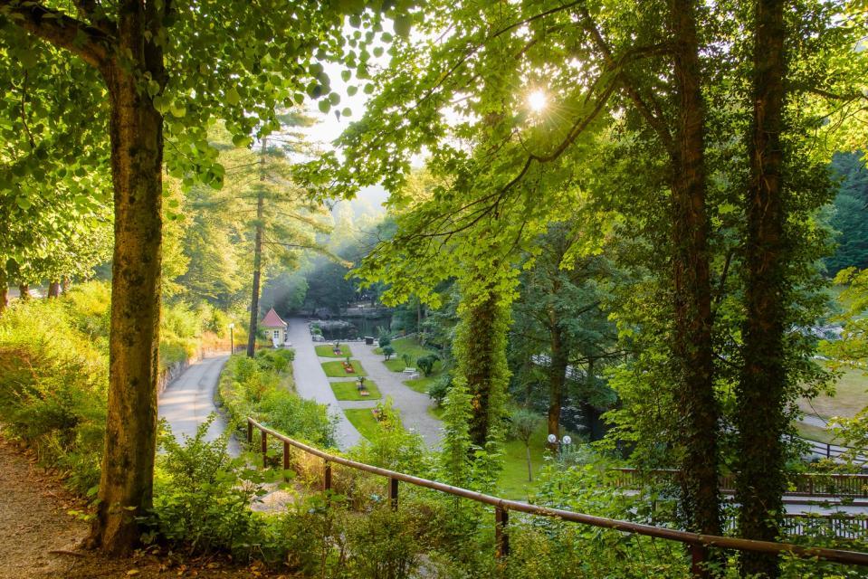 Kurpark Bad Berneck - Florian Fraaß