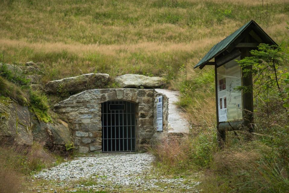 Besucherbergwerk Werra - Außenansicht - TI Weißenstadt