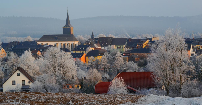 Weißenstadt im Winter - TI Weißenstadt