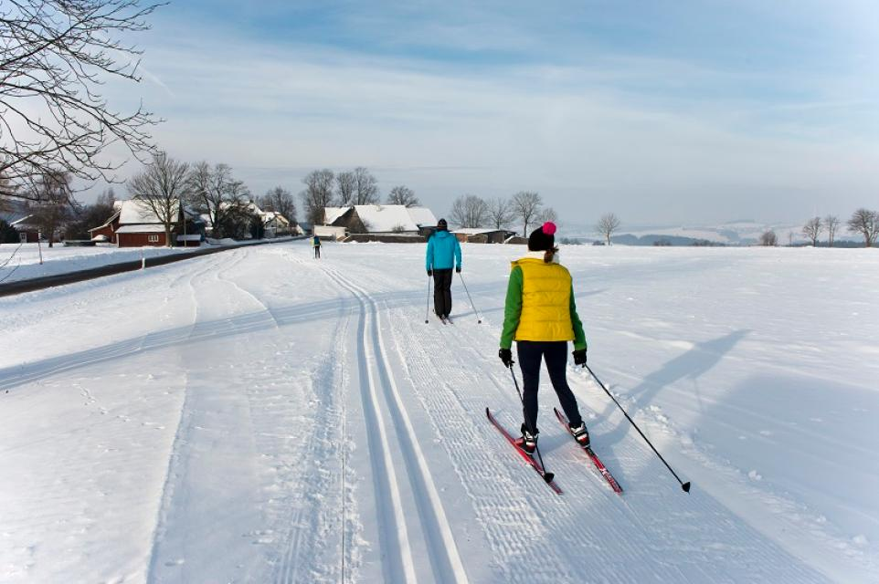 Wintersport ohne Grenzen: Die Langlauf-Pauschale