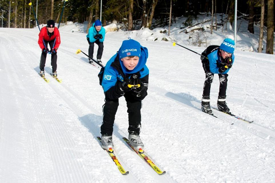 Ski total - solange Schnee liegt