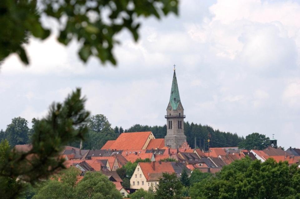 Kath. Pfarrkirche Mariä Himmelfahrt