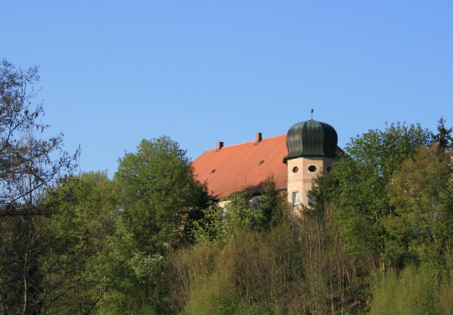 Barockes Hammerherrenschloss Grötschenreuth
