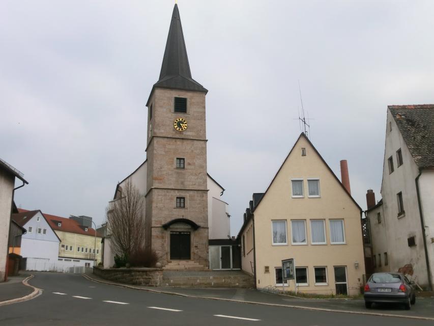 Ev.-luth. Pfarrkirche St. Leonhard