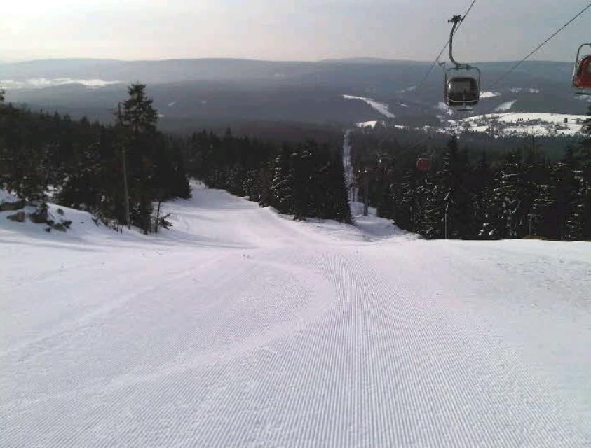 Skilift Ochsenkopf Süd