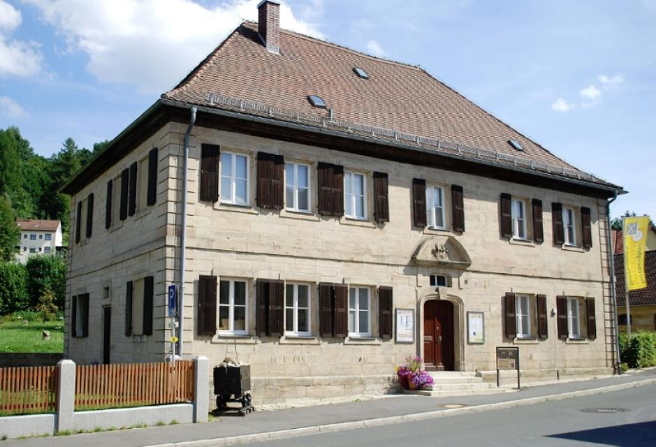 Goldbergbaumuseum Goldkronach