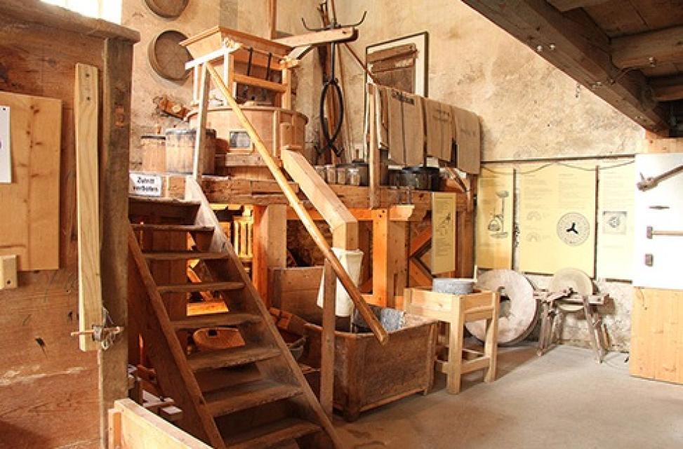 - Freilichtmuseum Scherzenmühle