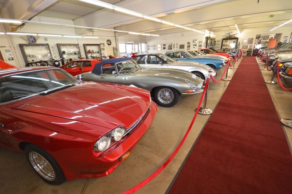 - Automobil-Museum Fichtelberg