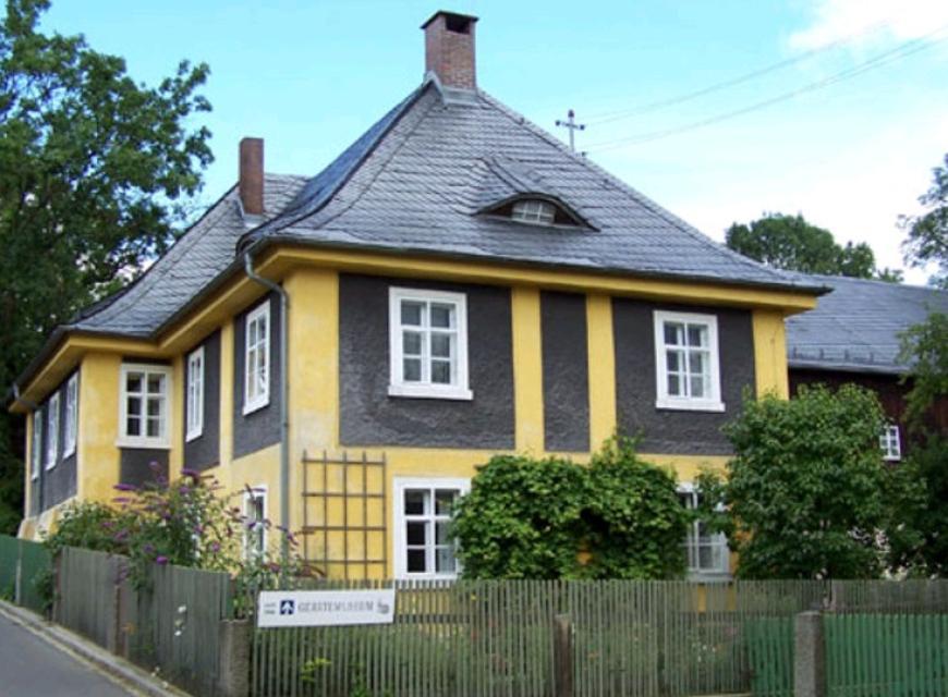 Volkskundliches Geräte-museum Bergnersreuth
