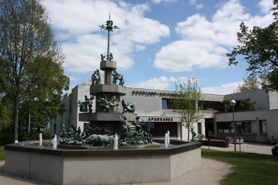 Egerland-Kulturhaus
